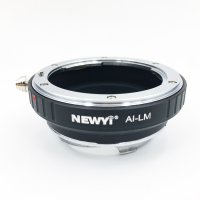 Nikon AI Lens To Leica M LM Mount Adapter Ring M8 M7 M6 M5 Nikon-L/M